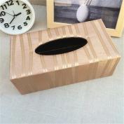 Car Tissue Box/Continental Creative Tissue Box/Car Paper Box/Living Room/Coffee Table/Household/Box/23.4 * 12.3 * 8.6cm,I
