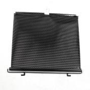 Retractable Car Curtain Window Roller Sun Shade Protector 125 x 45 cm