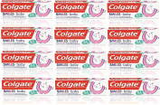 12x Colgate Smiles Baby 0 To 2 Year Old 50ml