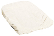 Looping Universal Changing Mat Cover Cotton White