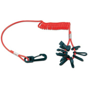Trem Kill Cord Lanyard with 7 Unique Keys