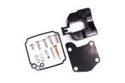 Carburetor Repair Kit 63V-W0093-00-00 for Yamaha 2-Stroke 9.9HP 15HP Outboard Motor