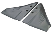 Hydrofoil Trim Tabs for Outboard Engines 50hp+