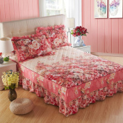 YFFS Cotton Cotton Thick Bedspreads Bedspreads Cotton Protective Cover Bedding,F-150*200cm