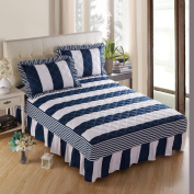 YFFS Cotton Cotton Thick Bedspreads Bedspreads Cotton Protective Cover Bedding,C-120*200cm