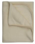 Cosilana, Fleece Blanket, 100% Wool, 80cm x 100cm