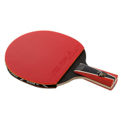 Larsuyar Advanced Trainning Table Tennis Paddle with Carrying Bag