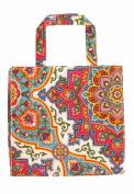 Ulster Weavers 25cm x 25cm x 1.3cm Moroccan Tiles PVC Bag, Small