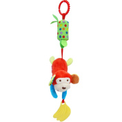 TOYMYTOY Animal Crib Hanging Toys Newborn Stroller Bell Hanger Infant Bed Cot Hanging Toys