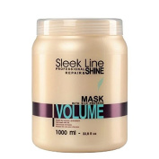 Stapiz Volume Hair Mask with Silk Protein Sleek Line Repair and Shine 1000ml
