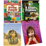 Learn to Read at Home with Bug Club Purple Pack