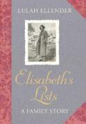 Elisabeth's Lists