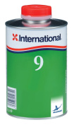 Thinner N°9 for two-component application brush 1L - INTERNATIONAL
