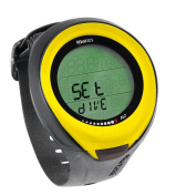 Mares Puck Pro Colour Diving Computer - Yellow/YL