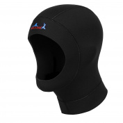 A Point Diving suits 1mm Dry hood Flex Wetsuit Vented Hood