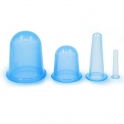 Tonwalk 1PCS Beauty Care Silicone Massage Cupping Anti-Cellulite Cups Beauty Therapy Massage Cupping Cup