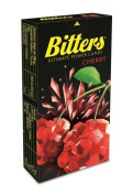 BITTERS - energy candy with caffeine and taurine, 1 Pack CHERRY