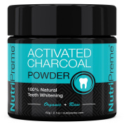 Activated Charcoal Natural Teeth Whitening Powder - â . - Whiter Teeth or it's FREE! ★ By NutriPreme