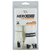 East Coast Dyes Hero Mesh 12-Diamond SH Goalie Stringing Kit White