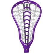 STX Fortress 500 Women's Lacrosse Head Purple and Plum Launch Pocket