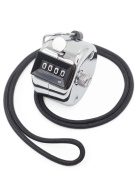 Tally Counter, Amble Metal Case Mechanical Digit Hand Tally Counter with Nylon Lanyard