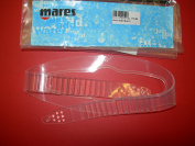 Mares Clear Silicone Mask Strap