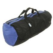 Stahlsac Mesh Duffel Bag - 90cm with Blue Trim