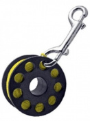 Storm Finger Spool 46m - Yellow Line for Technical Scuba divers