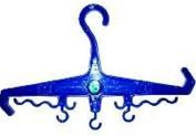 Scuba Equipment Hanger in Blue