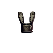 Mares Jax Mouthpiece Black Individually Malleable
