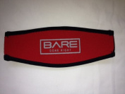 Bare Sports Neoprene Mask Strap Cover. Choice Of Colours.