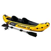 Intex Explorer K2 Kayak - Yellow/Black