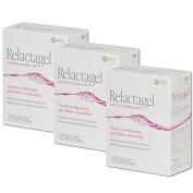 Pack of 3 Relactagel - 3 x 7 day Bacterial Vaginosis Treatment by Relactagel