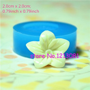 H069 Silicone Fimo Mould Mould Flower