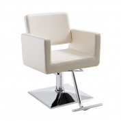 Crewe Orlando Chair Back Cover 46cm White