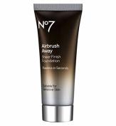 No7 Airbrush Away Sheer Foundation Light
