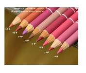 Yeah67886 Waterproof Eyeliner Pen Lips Lipliner Professional lasting lip Makeup