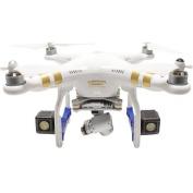 Lume Cube Drone Mount Kit for DJI Phantom 3 - Mixed