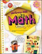 McGraw-Hill My Math, Grade K, Student Edition, Volume 2