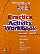 MacMillan/McGraw-Hill Social Studies, Grade 2, Practice and Activity Book