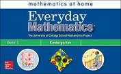 Everyday Mathematics, Grade K, Take Me Home Book 1