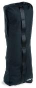 Tatonka Expandable Side Pocket - 58 x 20 x 7 cm, Black