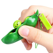 Ouneed Soft Fun Beans Squeeze Toys