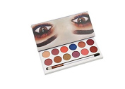 Godhl 12 Colours Eye Shadow Palette Beauty Makeup Palette Cosmetics Professional Eye Palette