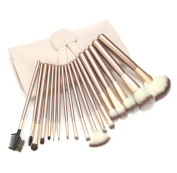 18 Suits Makeup Brushes Face Eyes Special Multi-functional Beauty Makeup Tools