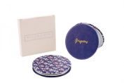 Gorgeous Purple Boxed Compact Mirror