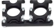 Satix 00-2523 Universal LNB MultiFeed Holder 23 & 40 mm, black
