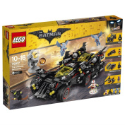 "LEGO UK 180130cm The Ultimate Batmobile"" Construction Toy"