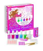 Sentosphere 01400 My Creative Manicure Nail Art Tool Complete Set