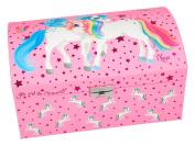 Depesche Ylvi & The Minimoomis Jewellery Box Pink
